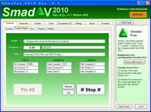 Smadav in Action