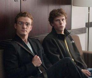 Sean Parker dan Mark Zuckerberg