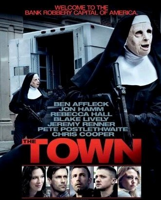 Poster the Town