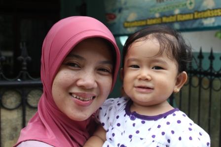 Mamah dan Aila