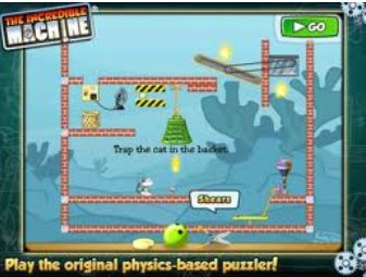 Incredible Machine for iPad