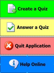 Menu Quiz