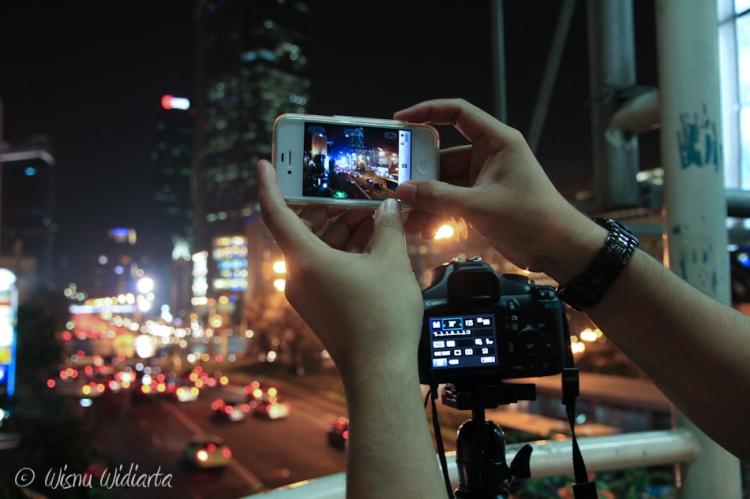 iPhone vs Canon