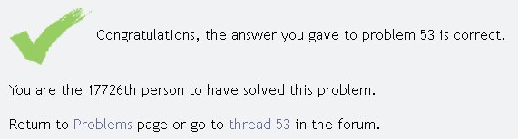 Hasil Euler 53