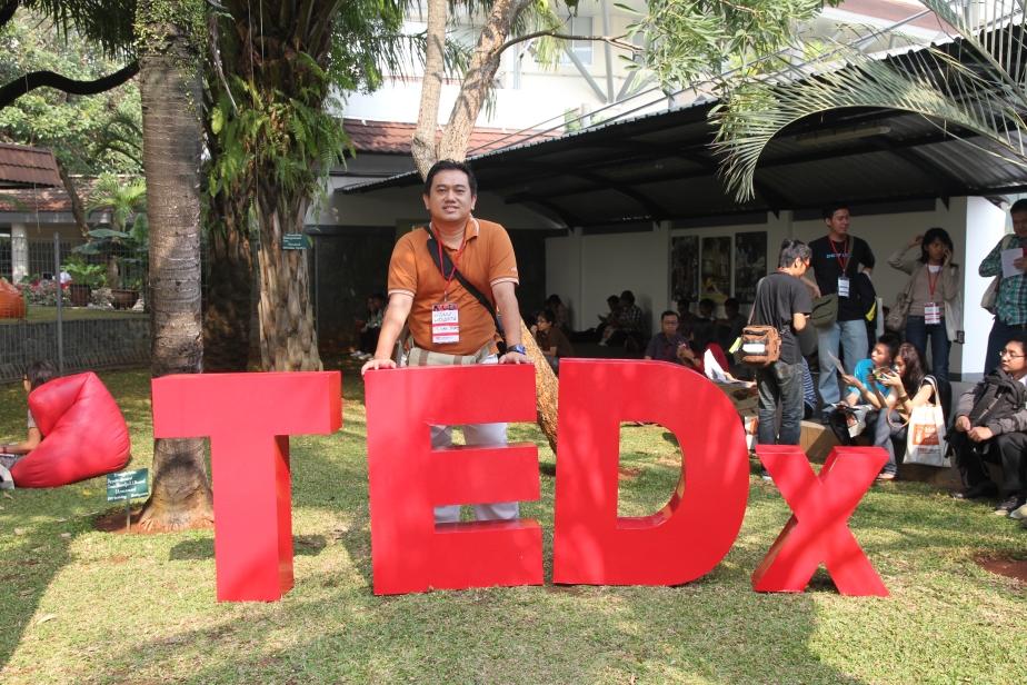 Me @ TEDx