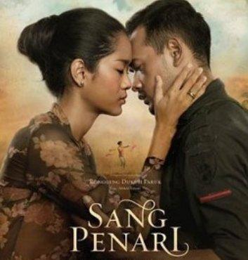 Poster Sang Penari