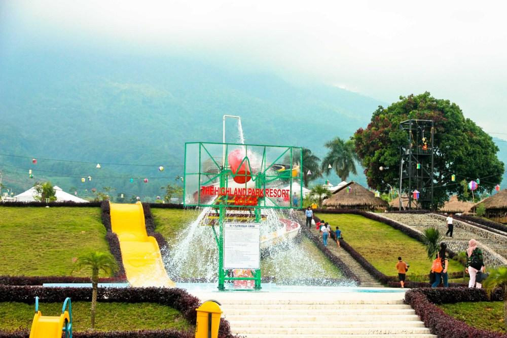 Menginap di Tenda Mongolia @ Highland Park Resort Bogor (4/6)