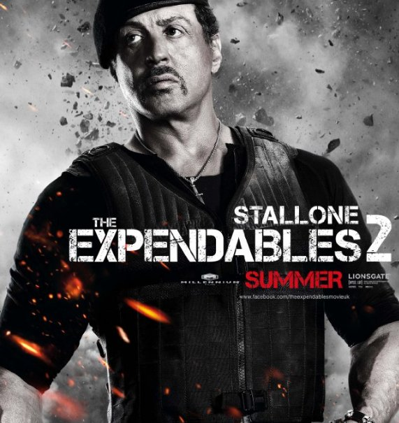 The Expendables 2 2012 Untold Contemplation