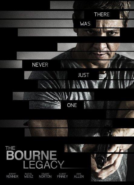 Bourne Legacy (2012)