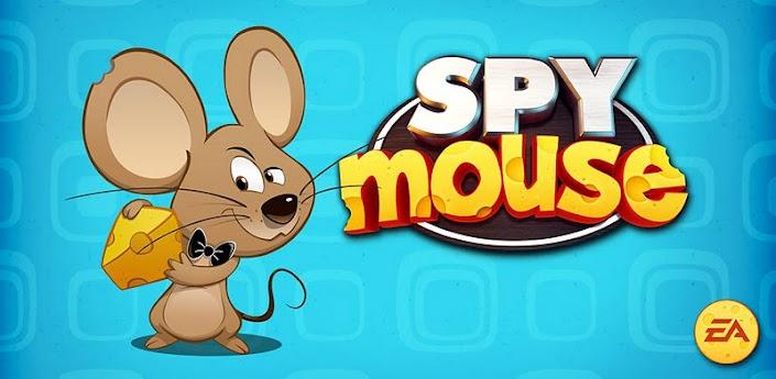 Spy Mouse – Game untuk iPad danAndroid