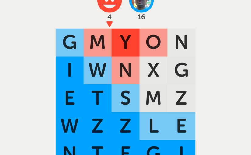 Letterpress for iOS, a Brand New Word Game with Adrenalin