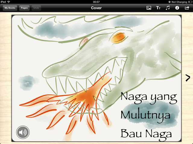 Free e-Book : Naga yang Mulutnya BauNaga