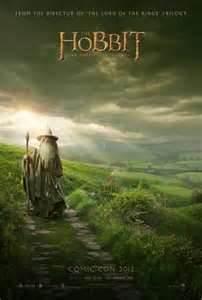 Poster of Hobbit