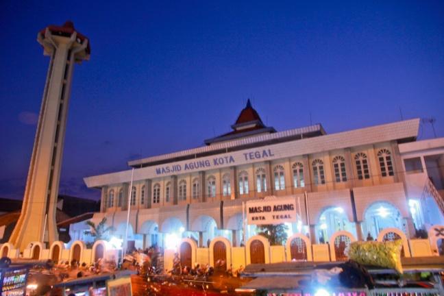 Masjid Agung (Mosque) @ Tegal - Java - Indonesia