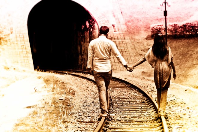 Walking forward together in love...
