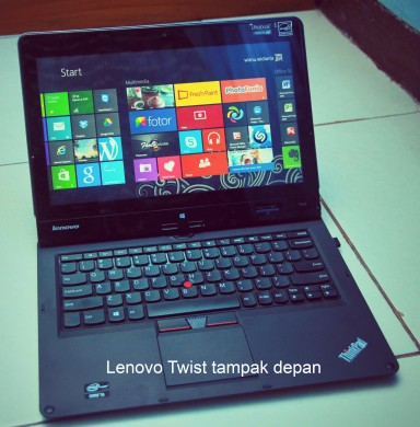 Lenovo Twist normal