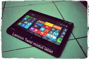 Lenovo modus tablet
