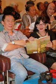 Kurniawan Junaedhi dan Susi Ayu