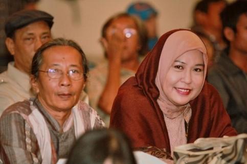 Abah Yoyok dan Ratu Ayu