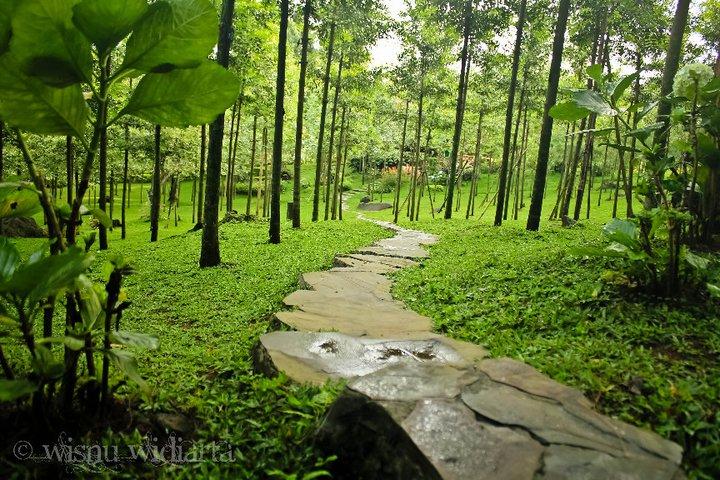 Michael Resort @ Gunung Bunder, West Java, Indonesia