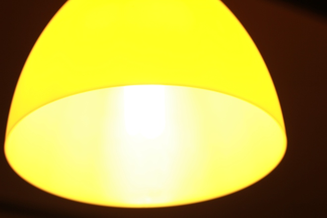 Yellow Lamp