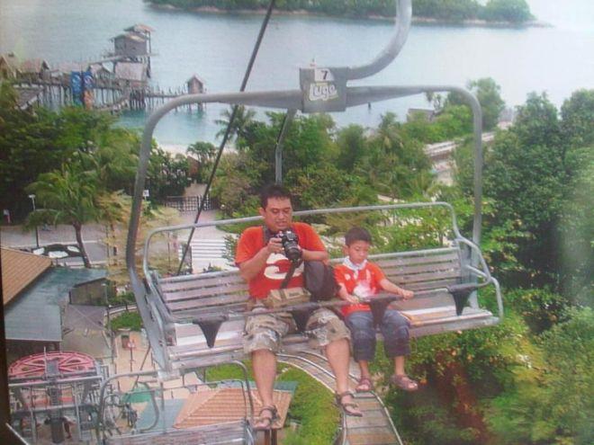 On Sky Ride
