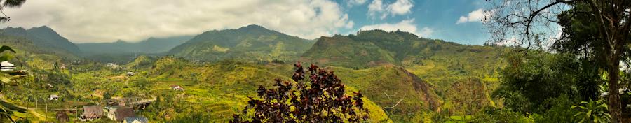 Panoramic View of Guci