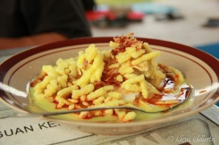 Kupat Glabed - Traditional Food from Tegal