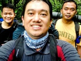 Dadang, Me, and Erik