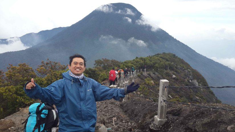 Pendakian Perdana ke GunungGede