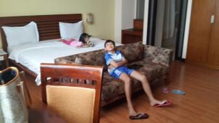 Aila dan Rayyan di kamar