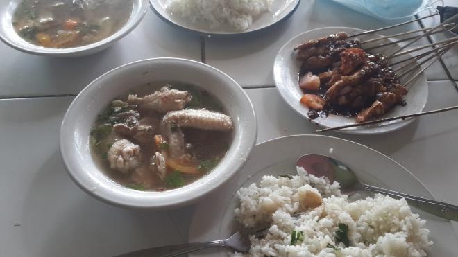 Sup Ayam 13 ribu