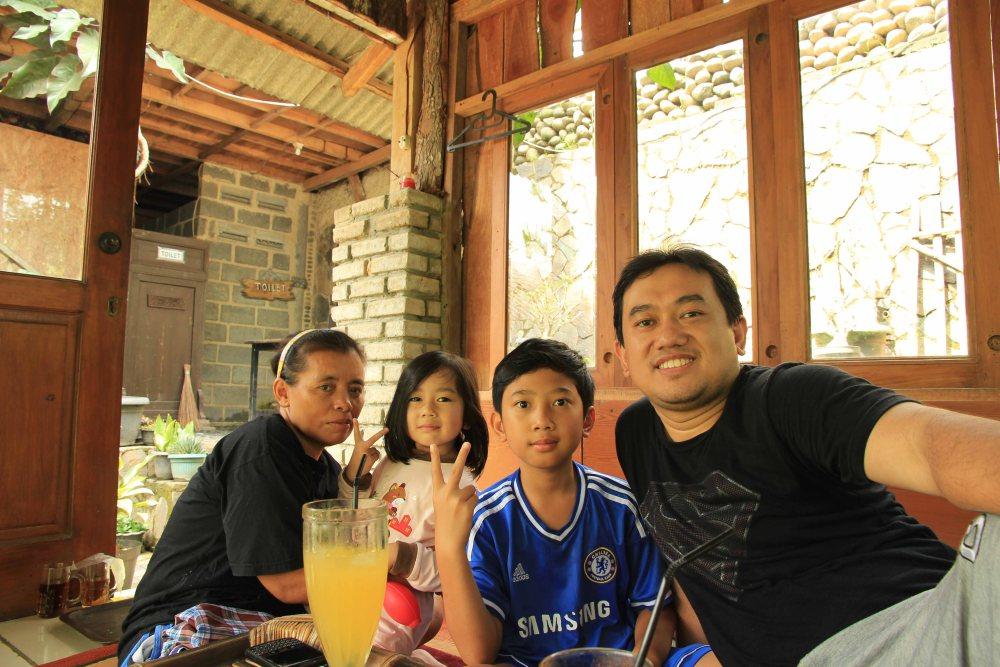 Camping di Ranca Upas - Ciwidey - Bandung (5/6)