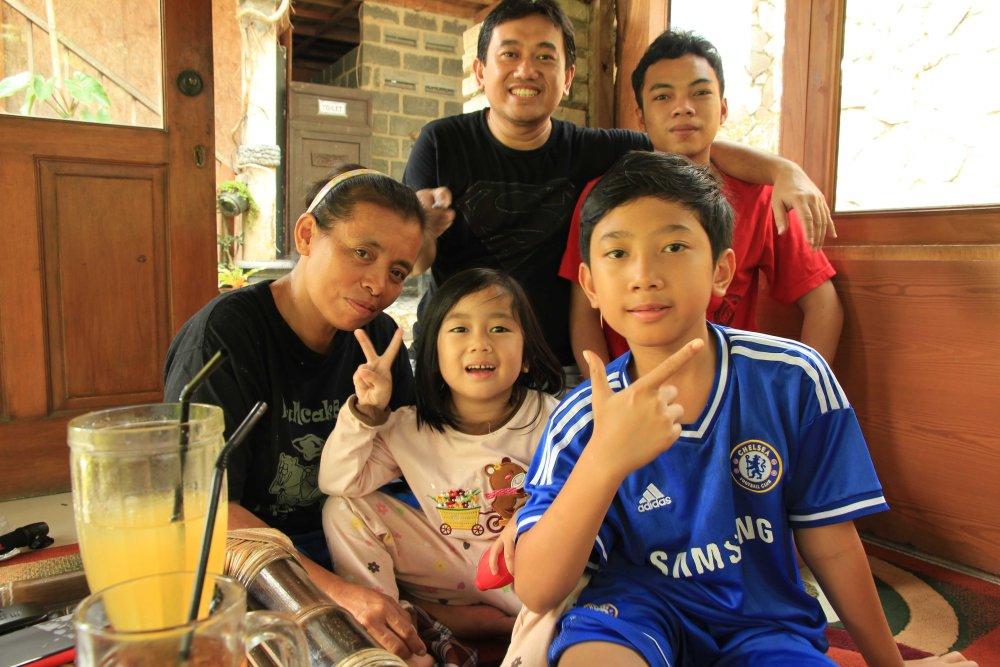 Camping di Ranca Upas - Ciwidey - Bandung (6/6)