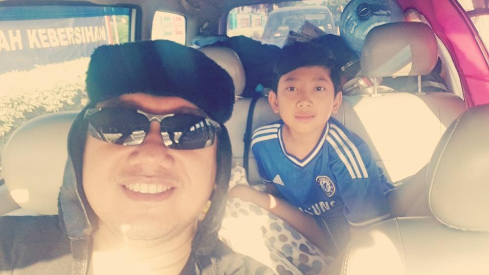 Camping di Ranca Upas - Ciwidey - Bandung (3/6)