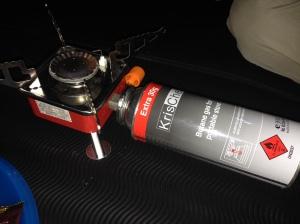 Kompor gas portable