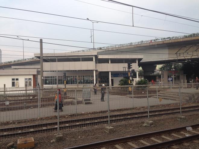 Stasiun Tanah Abang