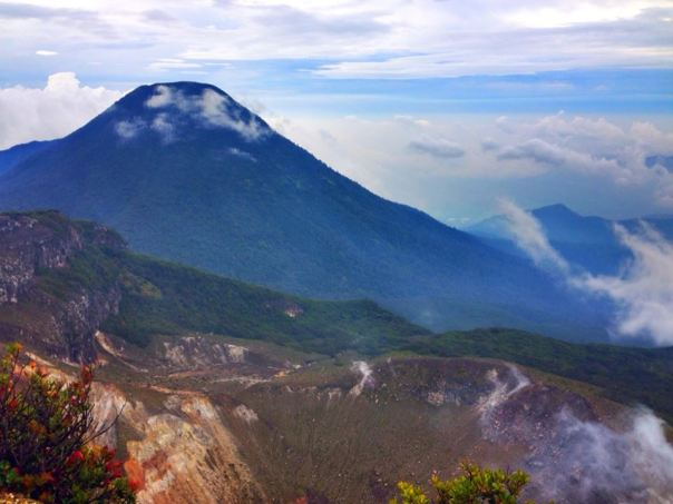 Pangrango Peak