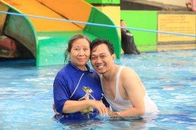 Mom and Bro