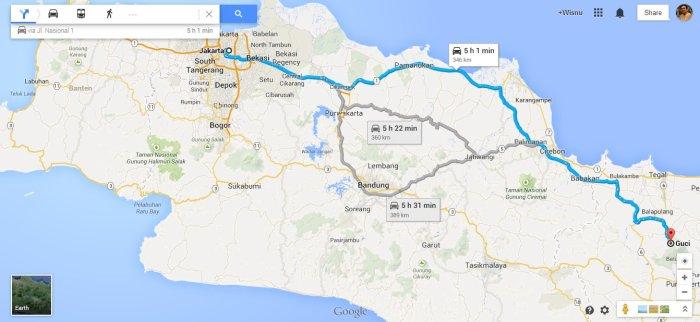 Alternatif ke Guci dari Jakarta