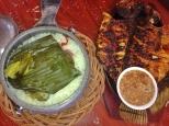 Nasi Liwet dan Ikan Bakar