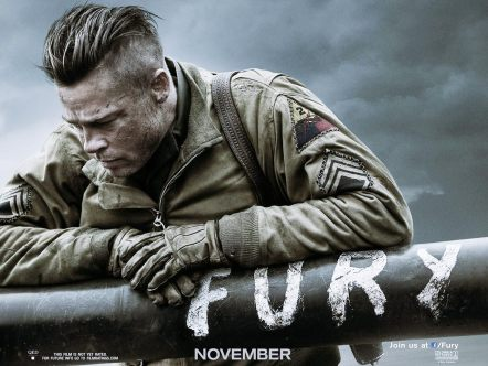 Brad Pitt as WarDaddy