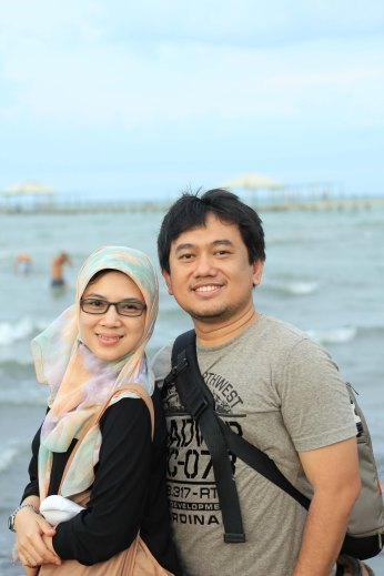 Me and Wife