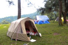 Turbo Tent