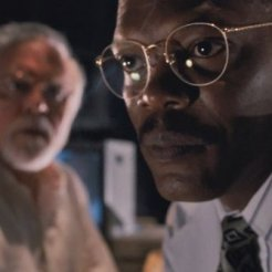 Richard Attenborough dan Samuel L. Jackson