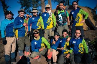 Team Rinjani