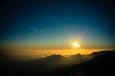 Sunrise yang selalu dirindu