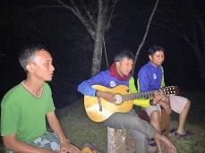 Irfan, Andra, Dony