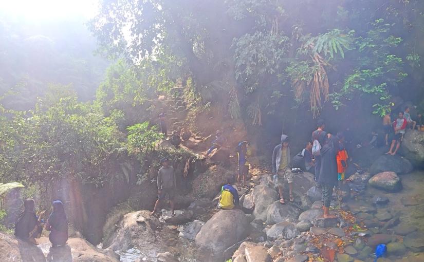 Camping di Agathis Camp – Cidahu –Sukabumi