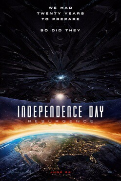 Independence Day: Resurgence(2016)